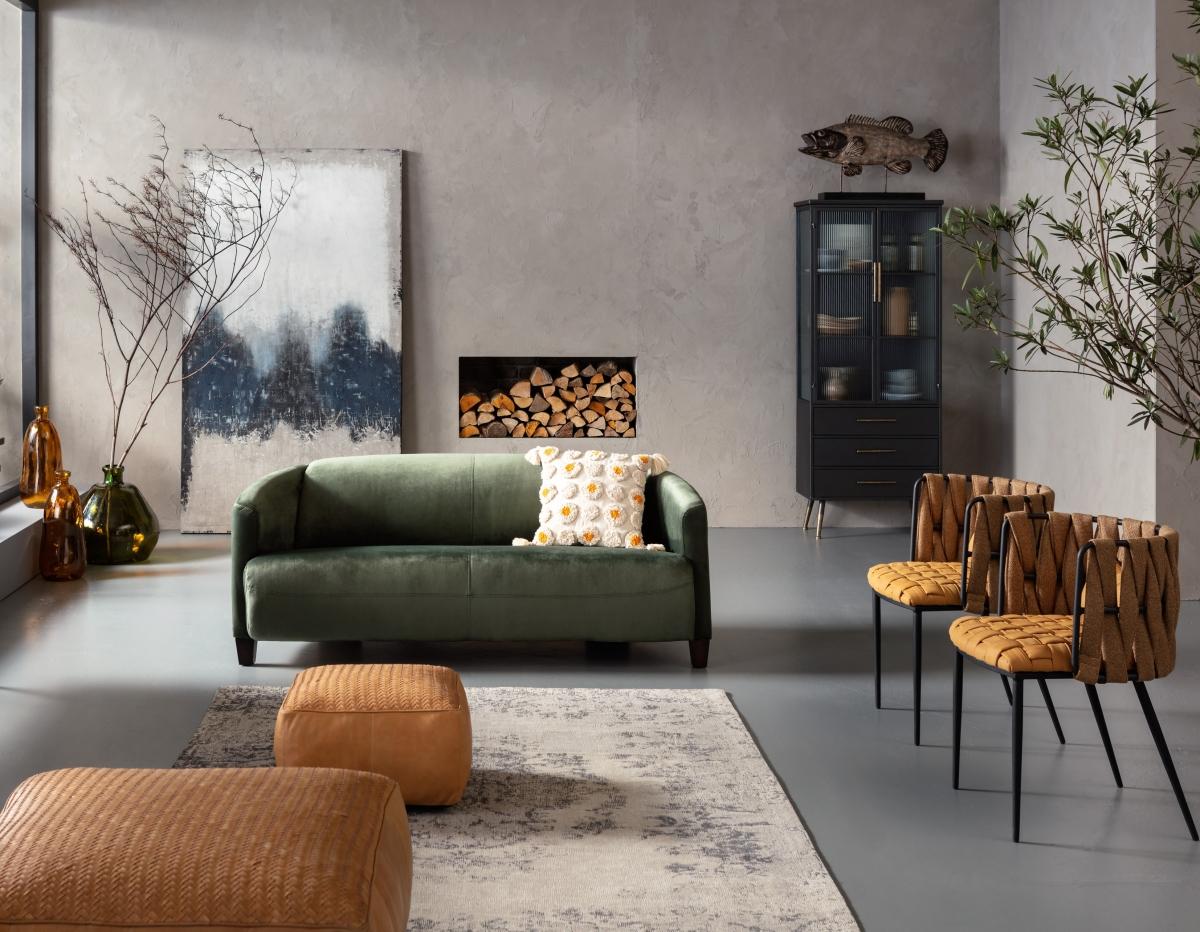 Большая гостиная: дизайн для любителей уюта