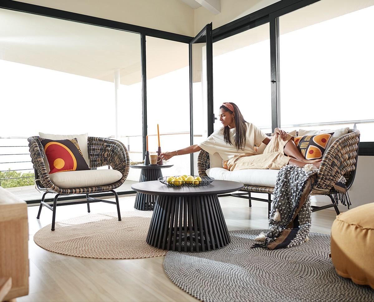 Красиво и лаконично: ваша функциональная зона для отдыха
