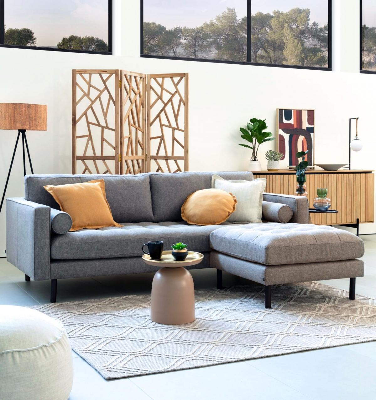 Дизайн гостиной в стиле Эко