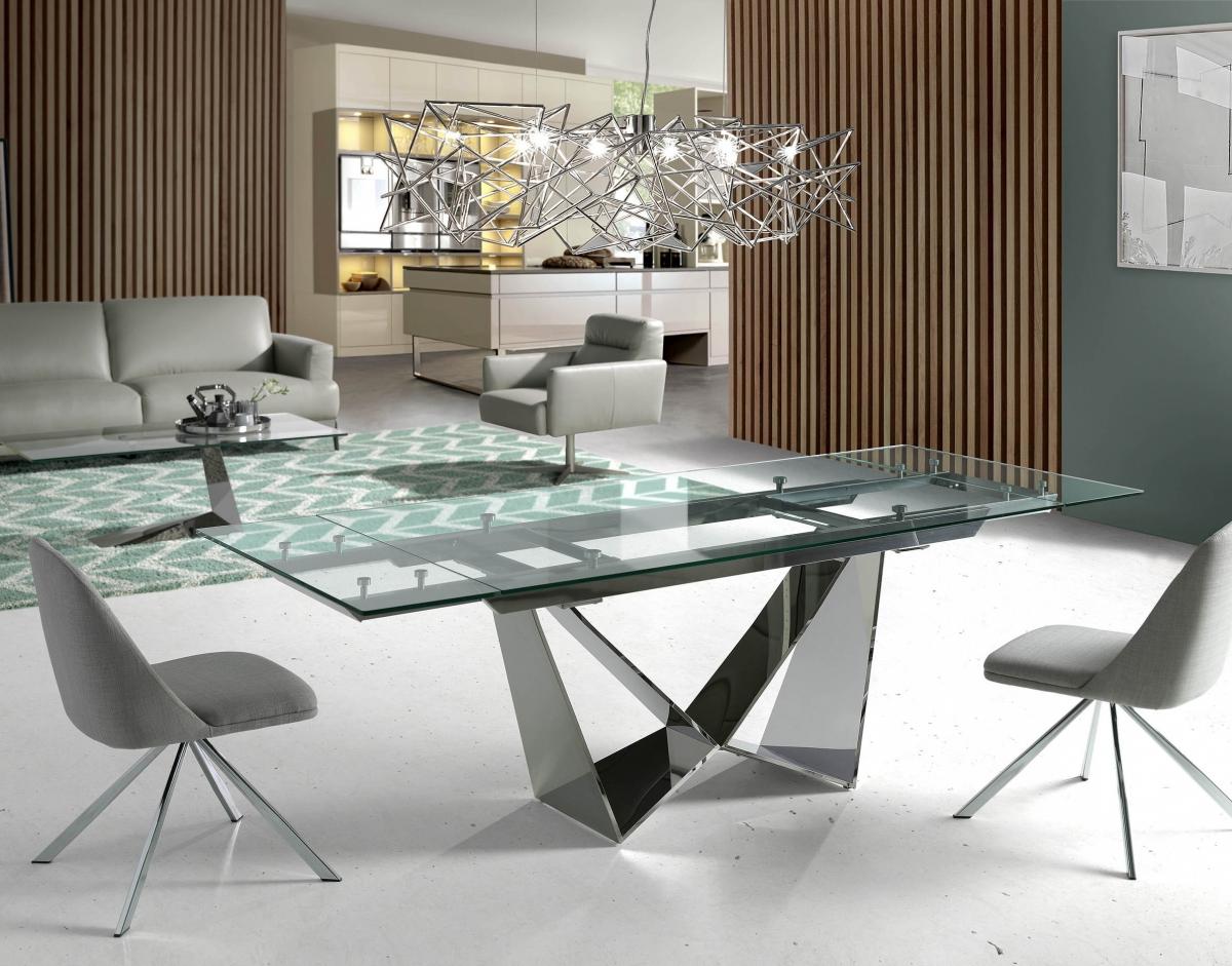 Роскошный дизайн функциональной гостиной в нейтральных тонах