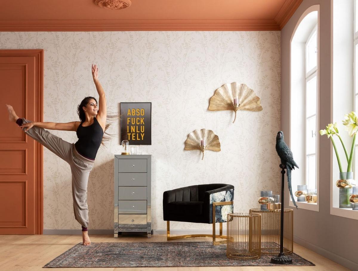 Свобода и неординарность: новаторский дизайн для комнаты отдыха
