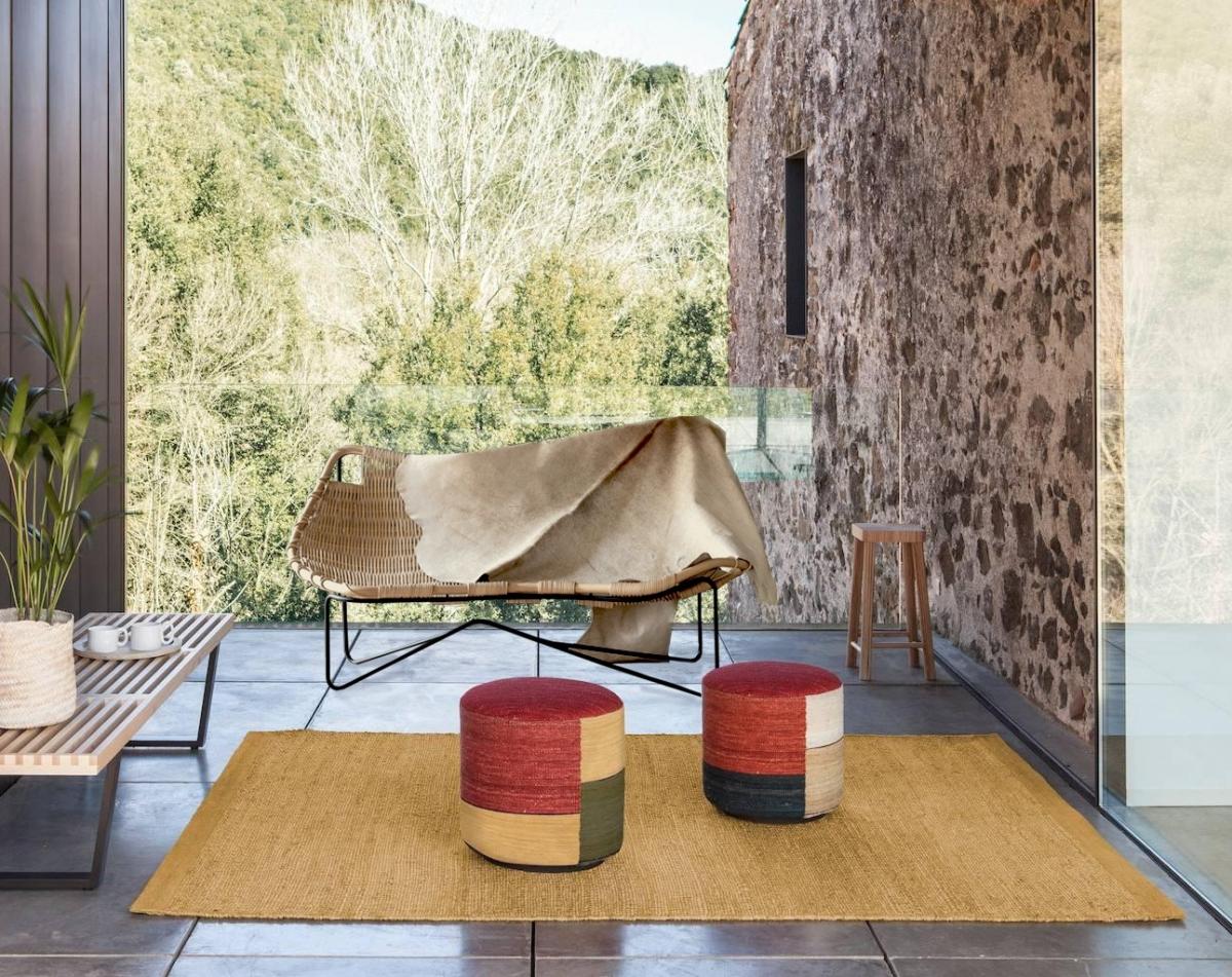 Природа и уют: идеальная комната для бесконечного отдыха