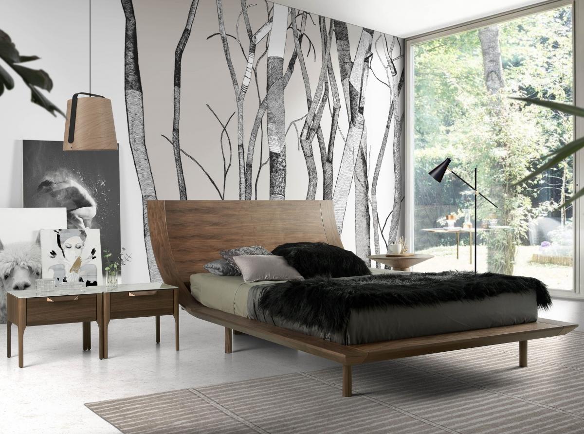 Элегантная спальня