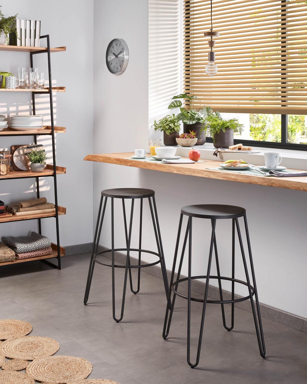 Функциональный дизайн небольшой кухни