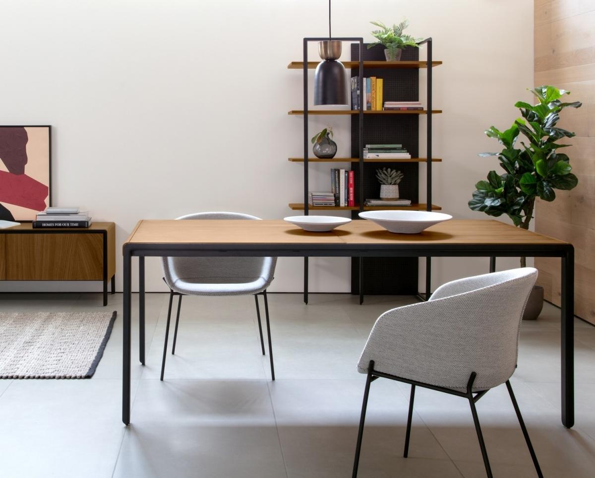 Строгость и элегантность вашей столовой