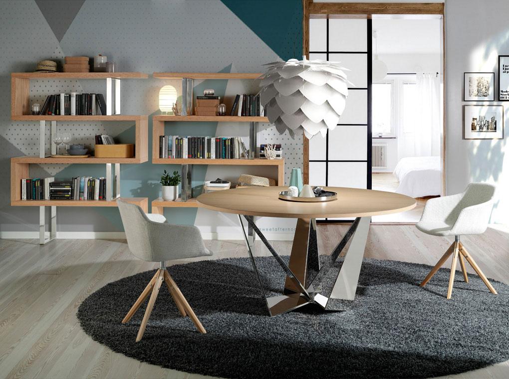 Дизайн воздушной гостиной