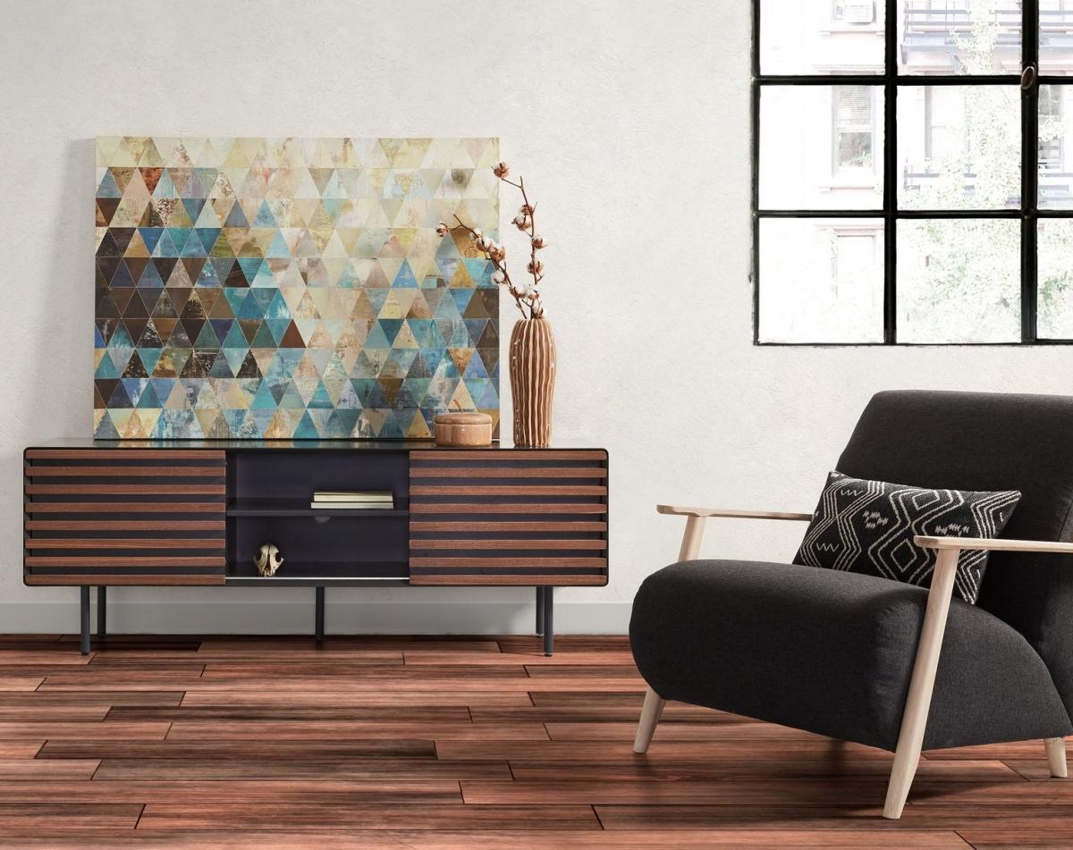 Строгий, роскошный, брутальный дизайн комнаты для отдыха