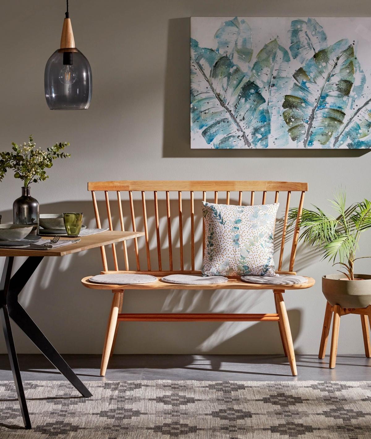 Кантри для уютной столовой вашего дома