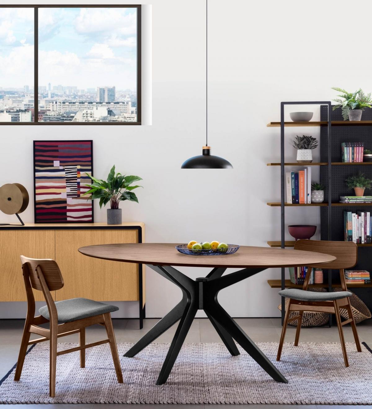 Дизайн уютной столовой