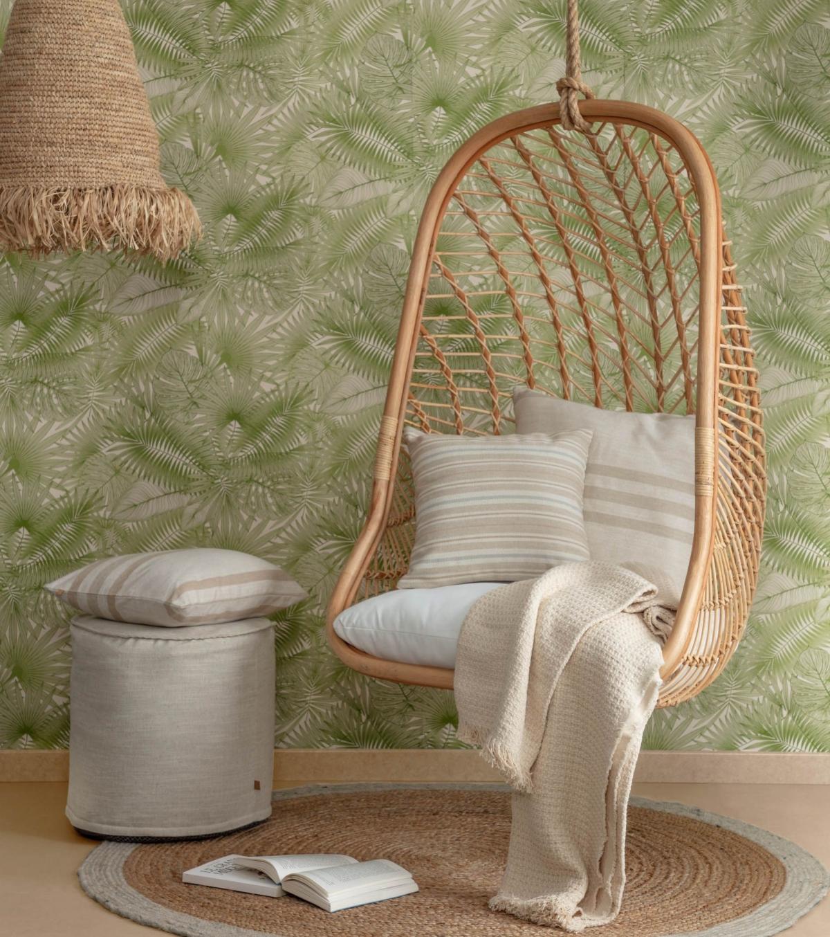 Для настоящего отдыха: уютная комната в кантри-исполнении