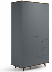 Шкаф Twin 121X60X225 CM