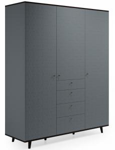 Шкаф Twin 184X60X225 CM