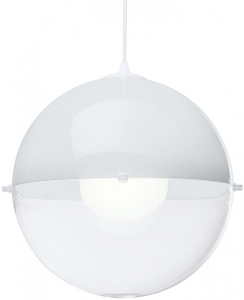 Подвесная лампа ORION 32X32X31 CM белая