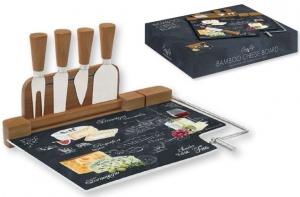 Набор для сыра Bamboo cheese board