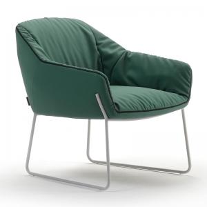 Кресло Nido 65X73X73 CM зелёное