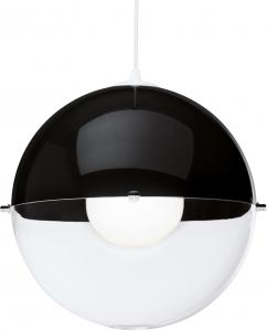 Подвесная лампа ORION 32X32X31 CM черная