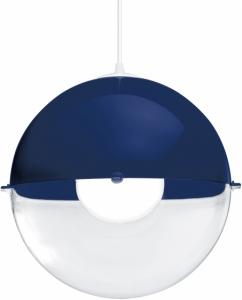 Подвесная лампа ORION 32X32X31 CM синяя