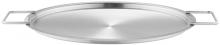 Крышка стальная Stainless Steel Ø28 CM