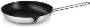 Сковорода Stainless Steel Ø30 CM с антипригарным покрытием Slip-Let®