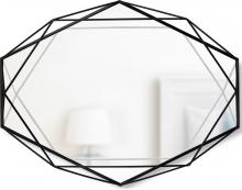 Зеркало настенное prisma 43X57X9 CM черное