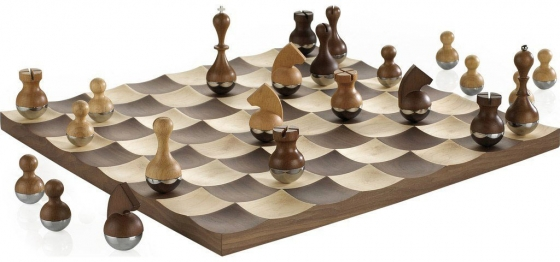 Шахматный набор wobble 1