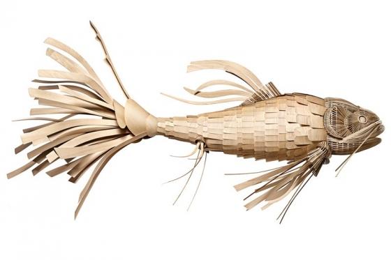 Подвесной светильник в форме рыбы KOI LS 352X175 CM 2