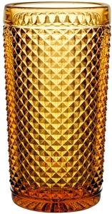 Стакан Bicos 330 ml янтарный