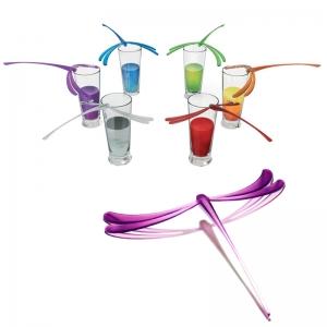 Набор декоративных коктейльных палочек Lib Cocktail stick