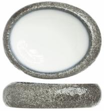 Овальная тарелка Sea Pearl 19X15X5 CM