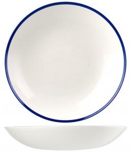 Глубокая тарелка Retro Blue Ø18 CM