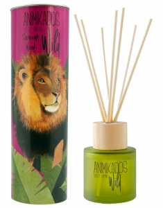 Диффузор ароматический lion древесный wild 100 ml