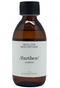 Наполнитель для диффузора the olphactory further Verbena 250 ml