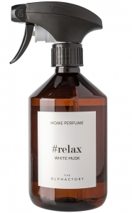 Спрей для дома the Olphactory relax White musk 500 мл