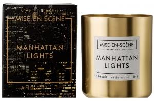 Свеча ароматическая Mise en scene manhattan lights 50 часов горения