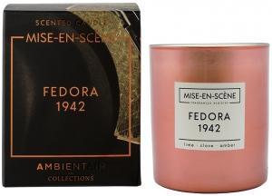 Свеча ароматическая Mise en scene Fedora 1942 50 часов горения