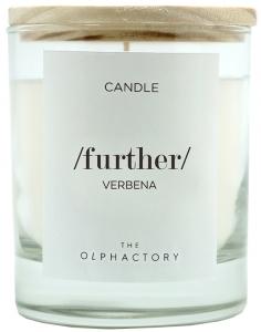 Свеча ароматическая further - вербена, 40 ч