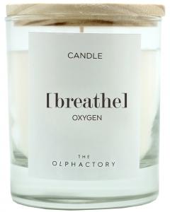 Свеча ароматическая breathe 8X8X10 CM