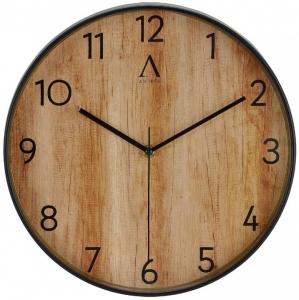 Часы настенные Wood Ø30 CM