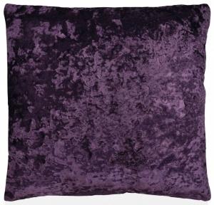 Подушка бархатная Purple Velvet 45X45 CM