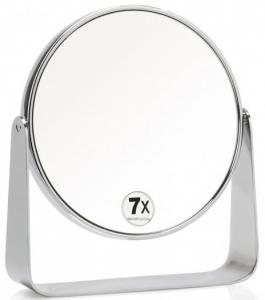 Зеркало настольное Chrome 10X15 CM