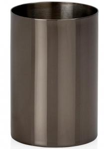 Стакан для зубных щеток Black Matte 7X7X10 CM
