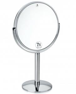 Зеркало настольное Chrome 10X20 CM