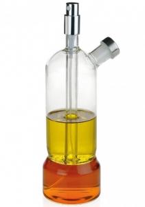 Спрей-диспенсер для масла и уксуса Transparent 6X6X21 CM