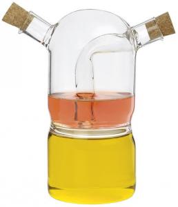 Бутылка для масла и уксуса Transparent 7X5X15