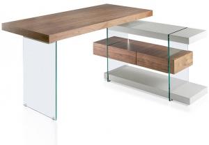 Офисный стол в скандинавском стиле Decora 140X127X75 CM