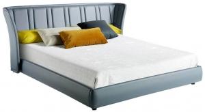 Кровать King Size 235X227X107 CM