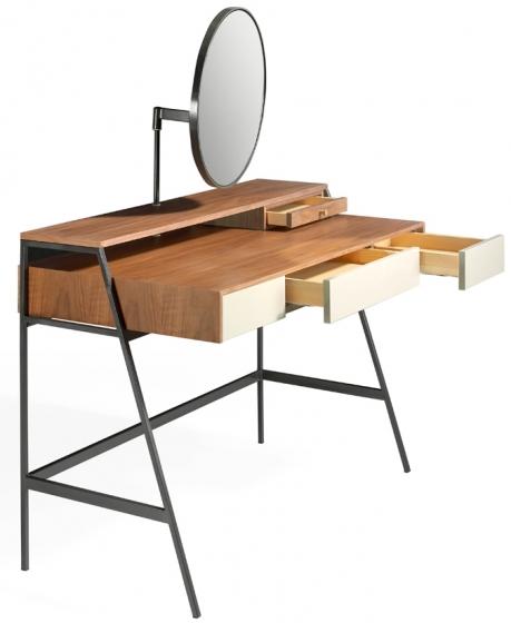 Столик для туалетных принадлежностей Nature Life 120X60X138 CM выставочный образец 2