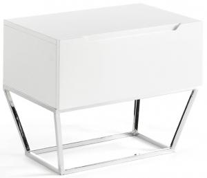 Прикроватная тумбочка Blanco 60X40X48 CM