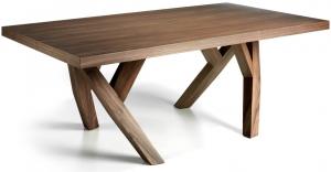 Стол обеденный из ореха CPM 200X110X75 CM