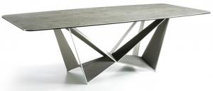 Обеденный стол с керамической столешницей Rect 260X110X75 CM